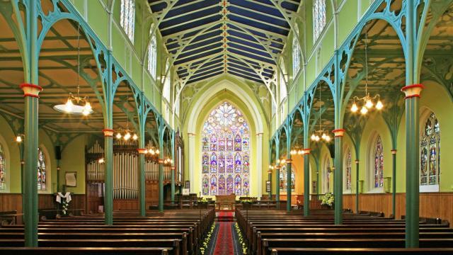 Merseyside, LIVERPOOL, St Michael -in-the-Hamlet (Ian Hamilton) #001 (1)