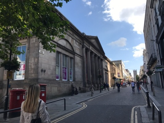 The Lyceum Building, Liverpool